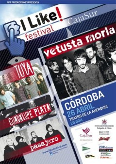 Cartel I like festival 2014