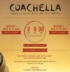 Coachella 2015 lineup