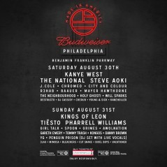Made in America Festival 2014 lineup
