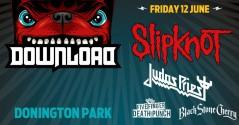 Download Festival 2015 lineup