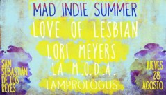 Mad Indie Summer 2014