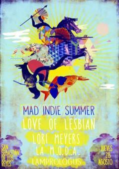 Mad Indie Summer 2014