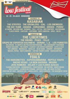 Cartel Low Festival 2015