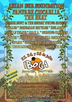 Iboga Summer Festival 2015