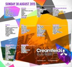 Creamfields UK 2015