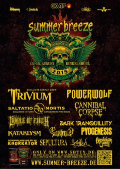 Summer Breeze 2015