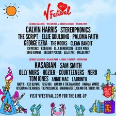 V Festival Chelmsford 2015