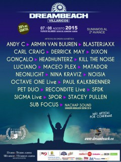 DreamBeach 2015