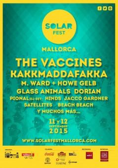 Solar Fest 2015