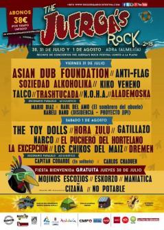 The Juerga's Rock Festival 2015