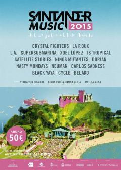 Santander Music Festival 2015