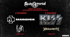 Programma Gods of Metal 2016