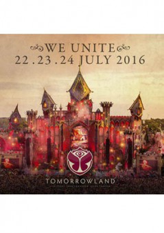 Tomorrowland 2016 lineup