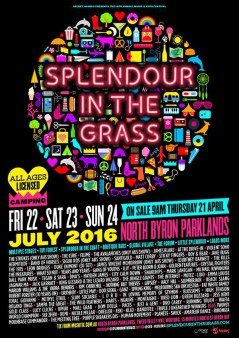 Splendour in the Grass 2016 lineup