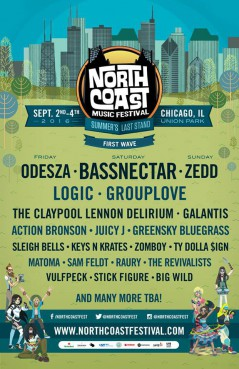 North Coast Music Fest 2016