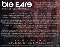 Big Ears Festival 2017 lineup