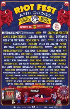 Riot Fest Denver 2016