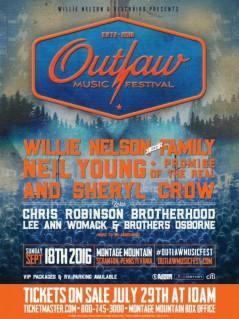 Outlaw Music Festival 2016