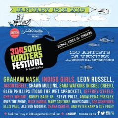 30A Songwriters Festival 2015