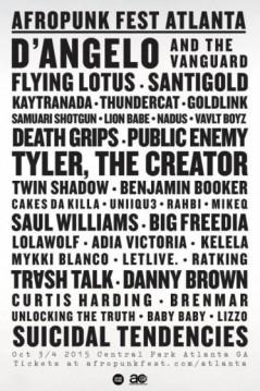 Afro Punk Festival Atlanta 2015