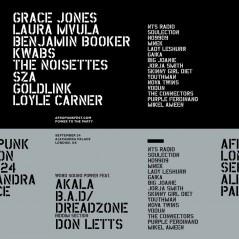 Afropunk Festival London 2016