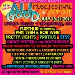All Good Festival 2013