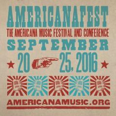 Americana Music Festival 2016