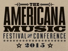 Americana Music Festival 2015