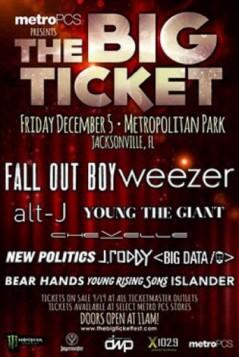 The Big Ticket Jacksonville 2014