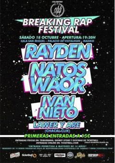 Breaking Rap Festival 2014