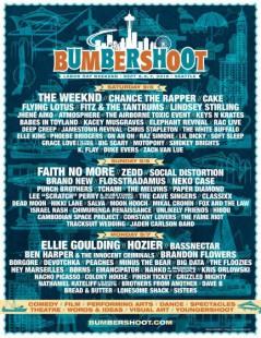 Bumbershoot 2015
