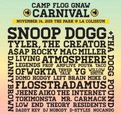 Camp Flog Gnaw 2015