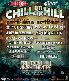 Chill on the Hill Festival 2014