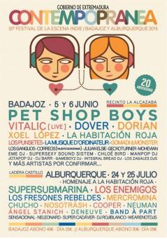 Festival Contempopranea Badajoz 2015