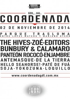 Coordenada 2014