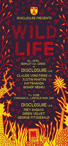 Disclosure's Wild Life Chicago 2014