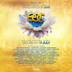 Electric Daisy Carnival UK 2015