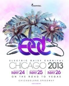 Electric Daisy Carnival Chicago 2013