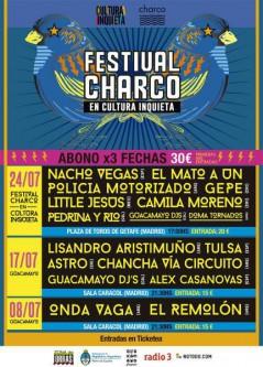 Festival Charco 2015