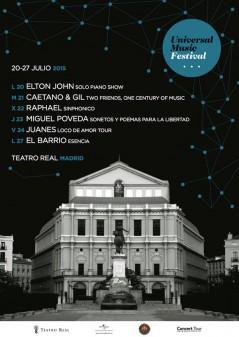 Universal Music Festival 2015