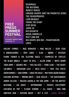 Free Press Summer Festival 2015