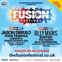 Fusion Festival UK 2016