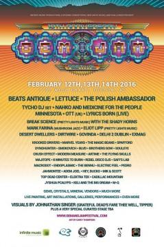 Gem and Jam Festival 2016