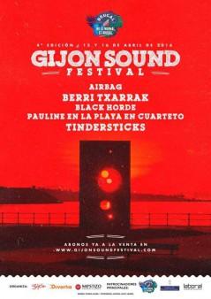 Gijón Sound Festival 2016