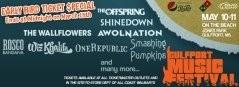 Gulfport Music Festival 2013 lineup