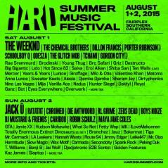 Hard Summer Fest 2015