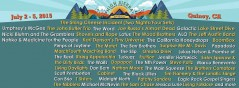 High Sierra Music Festival 2015
