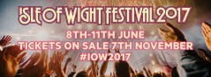 Isle of Wight Festival 2017 lineup