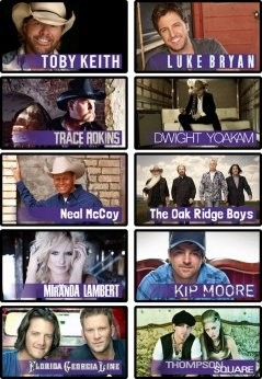 Jamboree in the Hills 2013 lineup