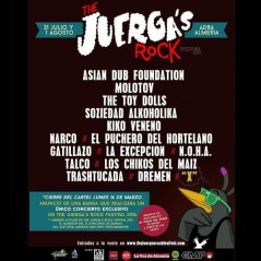 The Juerga's Rock Festival 2015
